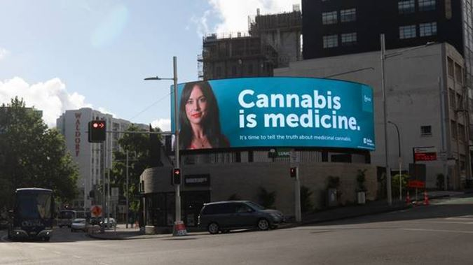 Helius Theraputics starts a rebranding campaign stating, 'Cannabis is medicine'