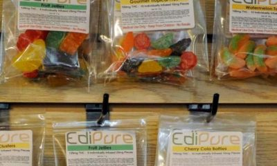 Washington state regulators made new rules for marijuana edibles