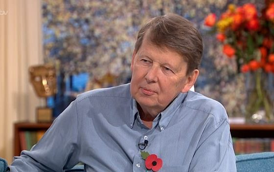 Bill Turnbull says cannabis helped with cancer