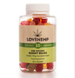 Love Hemp CBD Gummies